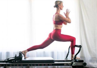 Advanced Lunges Class - True Pilates OC - Dana Point Pilates